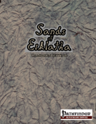 Sands of Eiklatha Campaign Setting