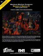 Monsters of Mayhem #1