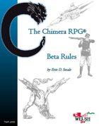 The Chimera RPG Beta Rules