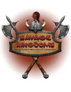 Savage Kingdoms: Reforged GM Screen