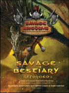 Savage Bestiary: Reforged
