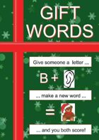 Gift Words