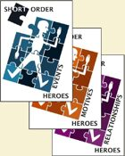 Short Order Heroes: Plot Pack [BUNDLE]