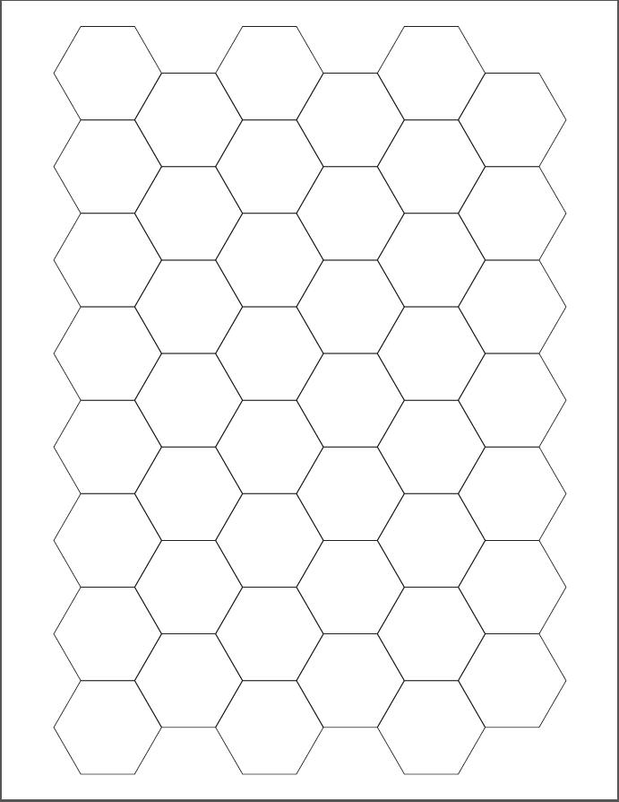 hex paper