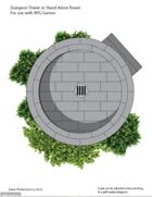 Brick Dungeon Tower