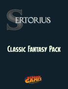 Sertorius: Classic Fantasy Packet