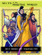 SECTS OF THE MARTIAL WORLD BUNDLE [BUNDLE]