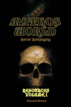 Mythos World Resources Vol 1