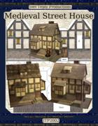 Medieval Street House