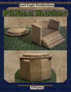 Pillbox Bunker