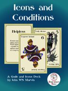 Icons and Conditions (13th Age Compatible)