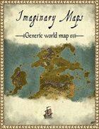 Generic World map 01