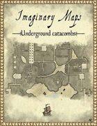 Underground catacombs