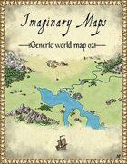 Generic World map 02