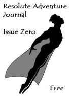 Resolute Adventure Journal Zero