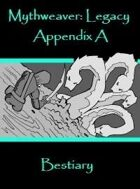 Appendix A: Bestiary for the Splintered Realm