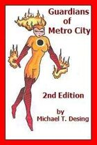 Guardians of Metro City, 2nd Edition