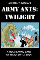 Michael T. Desing's Army Ants: Twilight, Issue 1