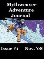 Mythweaver Adventure Journal #1