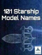 101 Starship Model Names