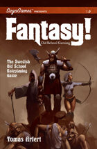 Fantasy! - Old School Gaming