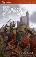 Saga – Rollspel i legendarisk medeltid