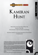Sanctuary's Edge Adventures - Kameran Hunt