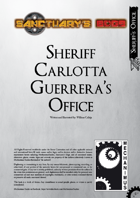 Sanctuary's Edge Maps - Sheriff Carlotta Guerrera's Office