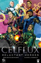 Celflux Vol I: Issue No 1