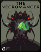 The Necromancer - A Dungeon World Playbook