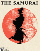 The Samurai - A Dungeon World Playbook