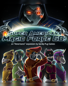 Super Americana Magic Force GO!