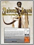 OGL Universal Sword