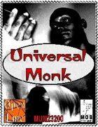 OGL Universal Monk