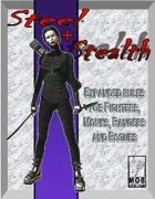 Steel and  Stealth: A Universal Class Collection