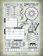 Proteus Character Sheet