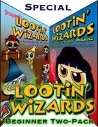 Lootin' Wizards: Beginner Two-Pack [BUNDLE]