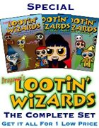 Lootin' Wizards: The Complete Set [BUNDLE]