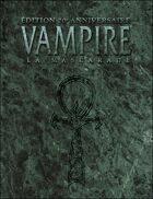 Vampire: La Mascarade - Edition 20e Anniversaire