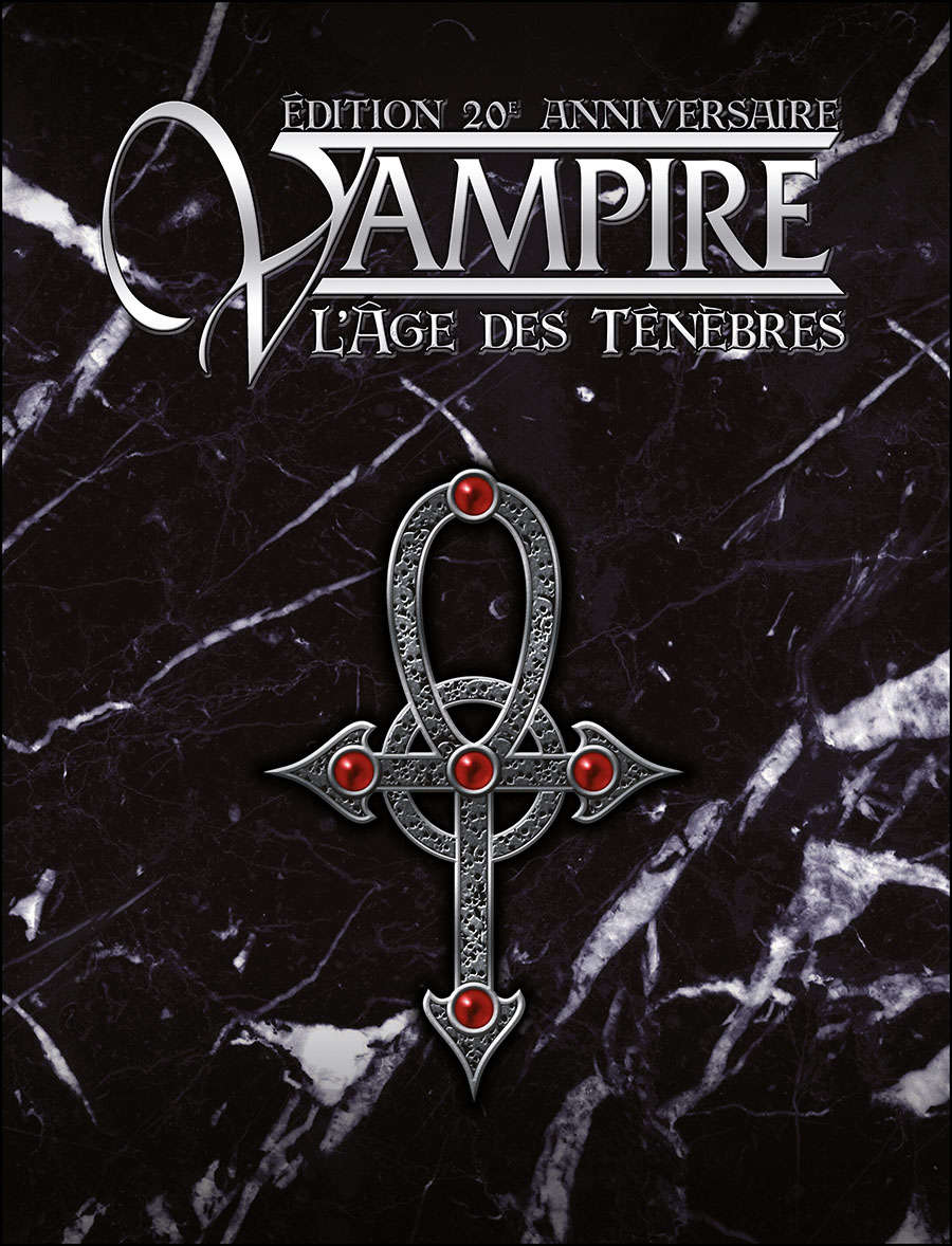 Vampire: L'Âge des Ténèbres - Edition 20e Anniversaire