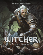 The Witcher, le jeu de rôle officiel
