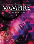 Vampire: La Mascarade, 5e édition