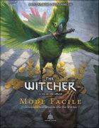 The Witcher, le jeu de rôle officiel - Mode Facile