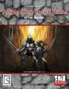 Pocket Adventure #1: Temple of the Eternal Flames