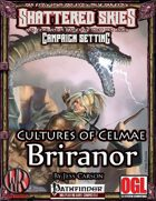Cultures of Celmae: Briranor