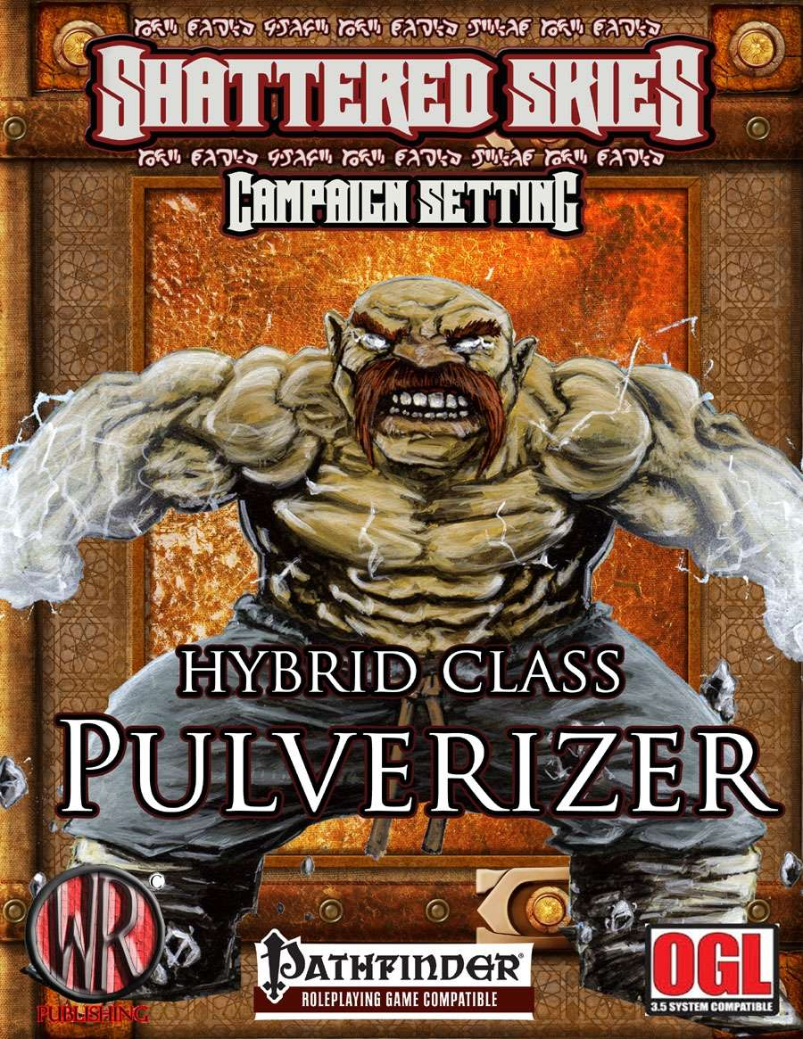 The Pulverizer Hybrid Class