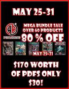 Complete Catalog Sale 80% off [BUNDLE]
