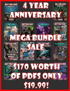 4 Year Anniversary Bundle