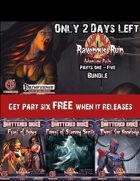 Ravenous Ruin Adventure Path Bundle