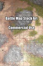 Stock Art Battle map